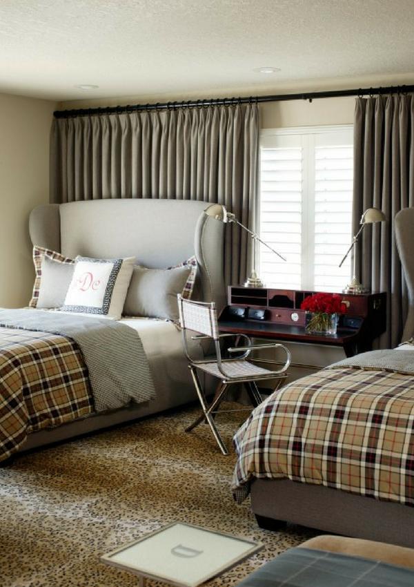 tartan plaid bed sheets