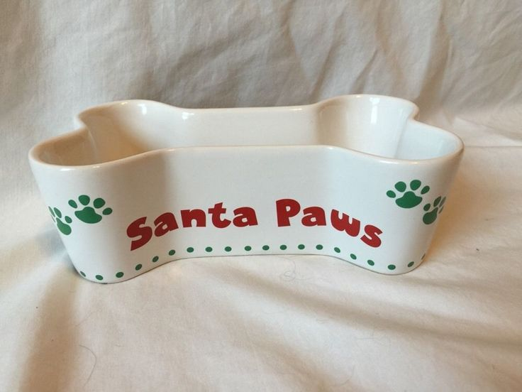 christmas food bowl