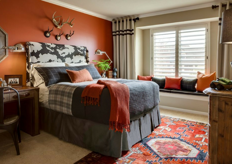 tartan plaid bedroom sheet