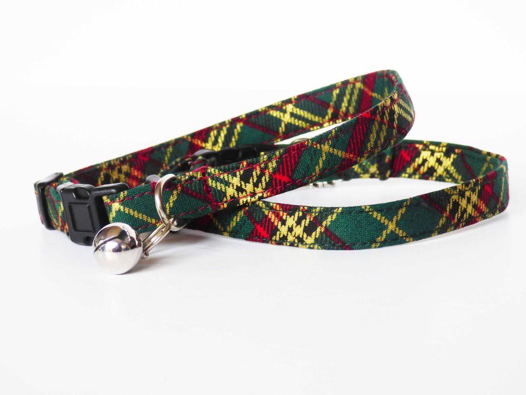 festive animal collar