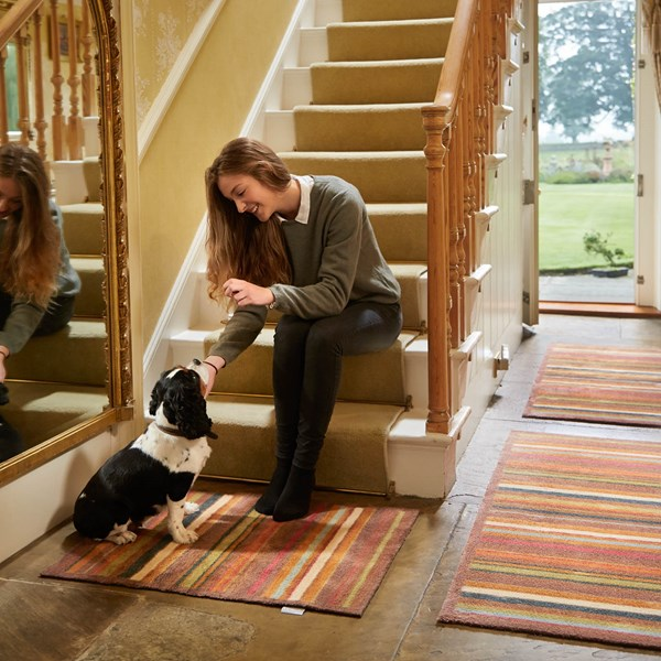 standard entryway doormat