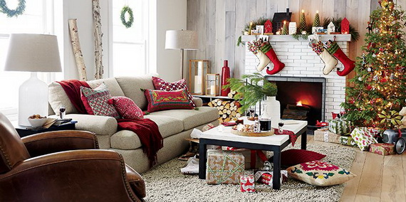 christmas decorations for the living room celebrate in style 16 ways to make your home 26835