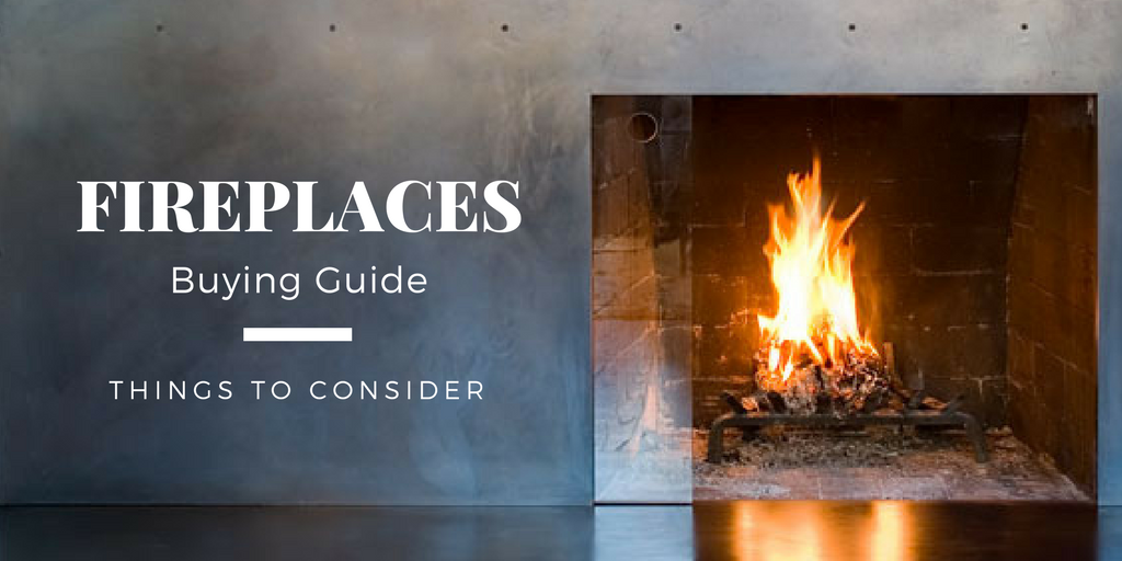 fireplaces buying guide banner