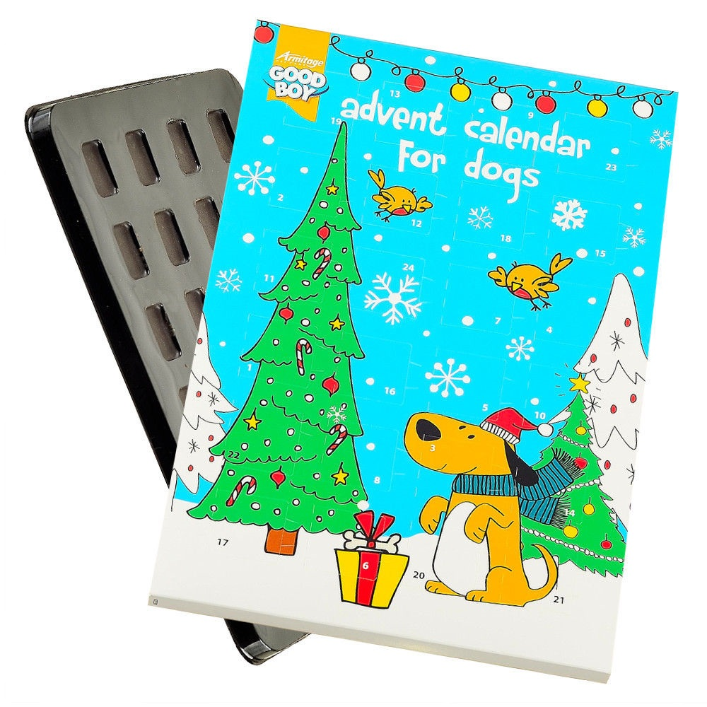Pets At Home Advent Calendar For Dogs