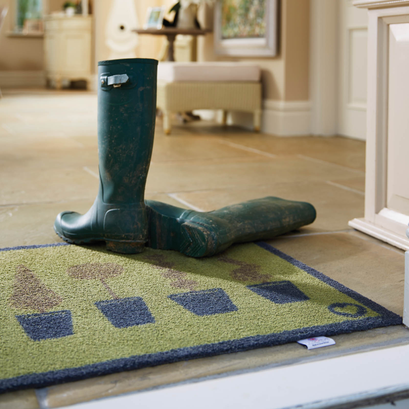 grand entryway doormat