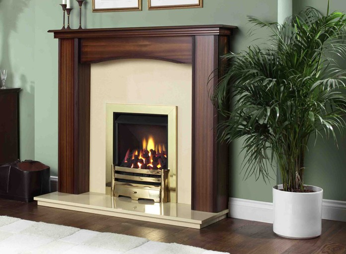 traditional coal fireplaces