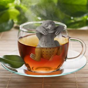 Secret Santa Sloth Tea Infuser