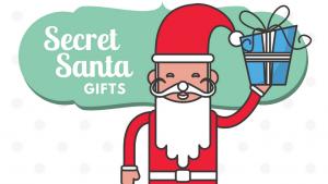 15 Secret Santa Gifts Under £10 – Christmas Present Ideas