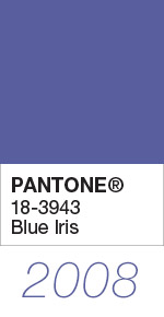 Ultra Violet Pantone Colour of the Year 2008