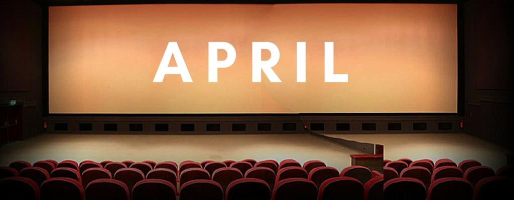 April Movies 2018