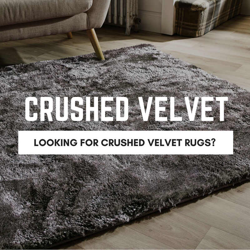 crushed velvet rugs featured image