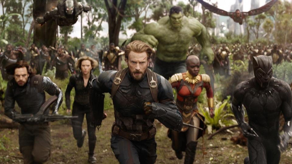 The Avengers Infinity War