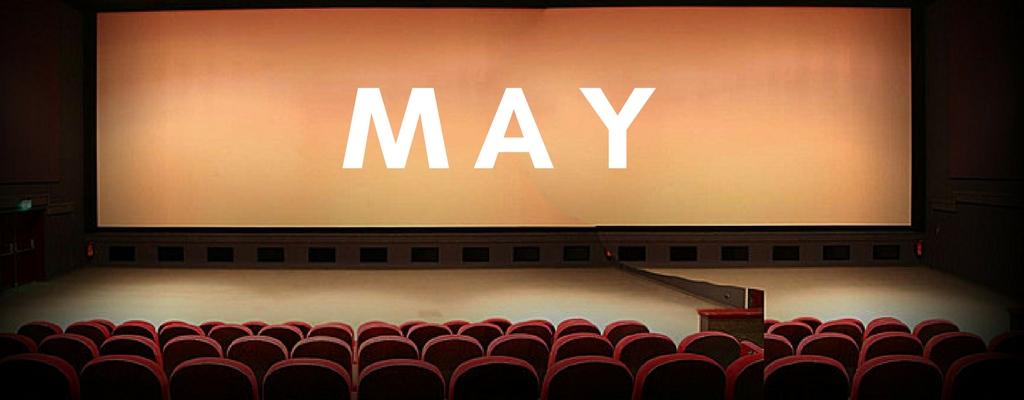 May movies 2018