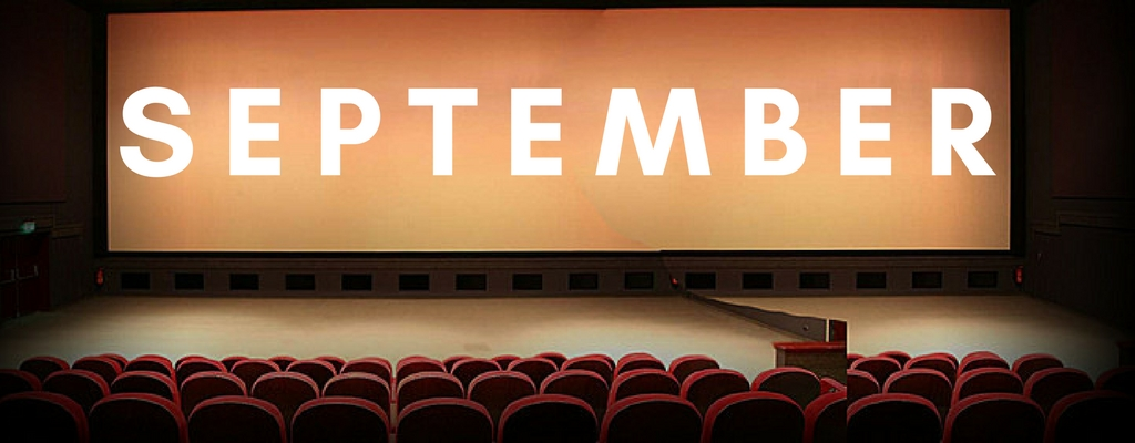 September movies 2018