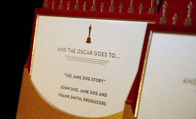 oscar award winning letters