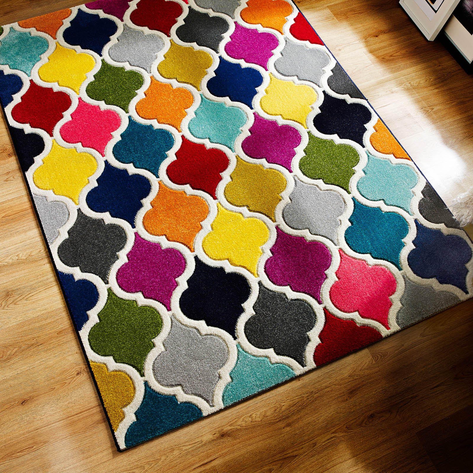 Limbo Multicoloured rug from the rug seller