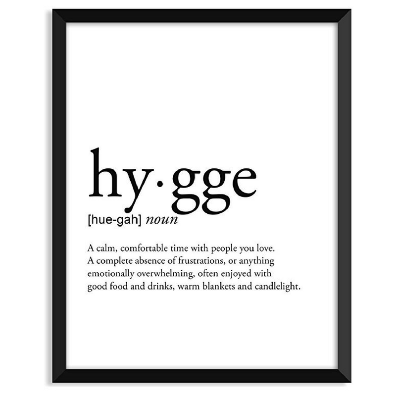 hygge danish concept of cosiness
