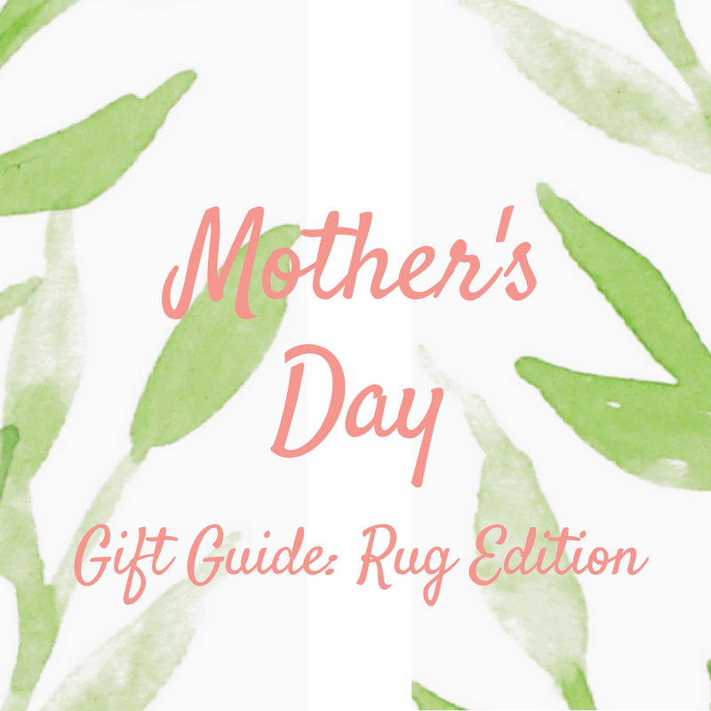 Mother's Day Gift Guide: Floral Rug Edition - The Rug Seller Blog