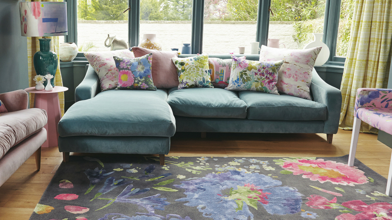 Mother's day gift, Kippen Rugs 18705 by Bluebellgray