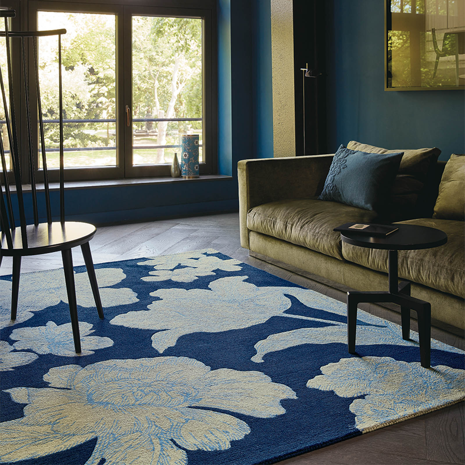 Mother's Day gift, Vibrance Rugs 37408 by Wedgwood
