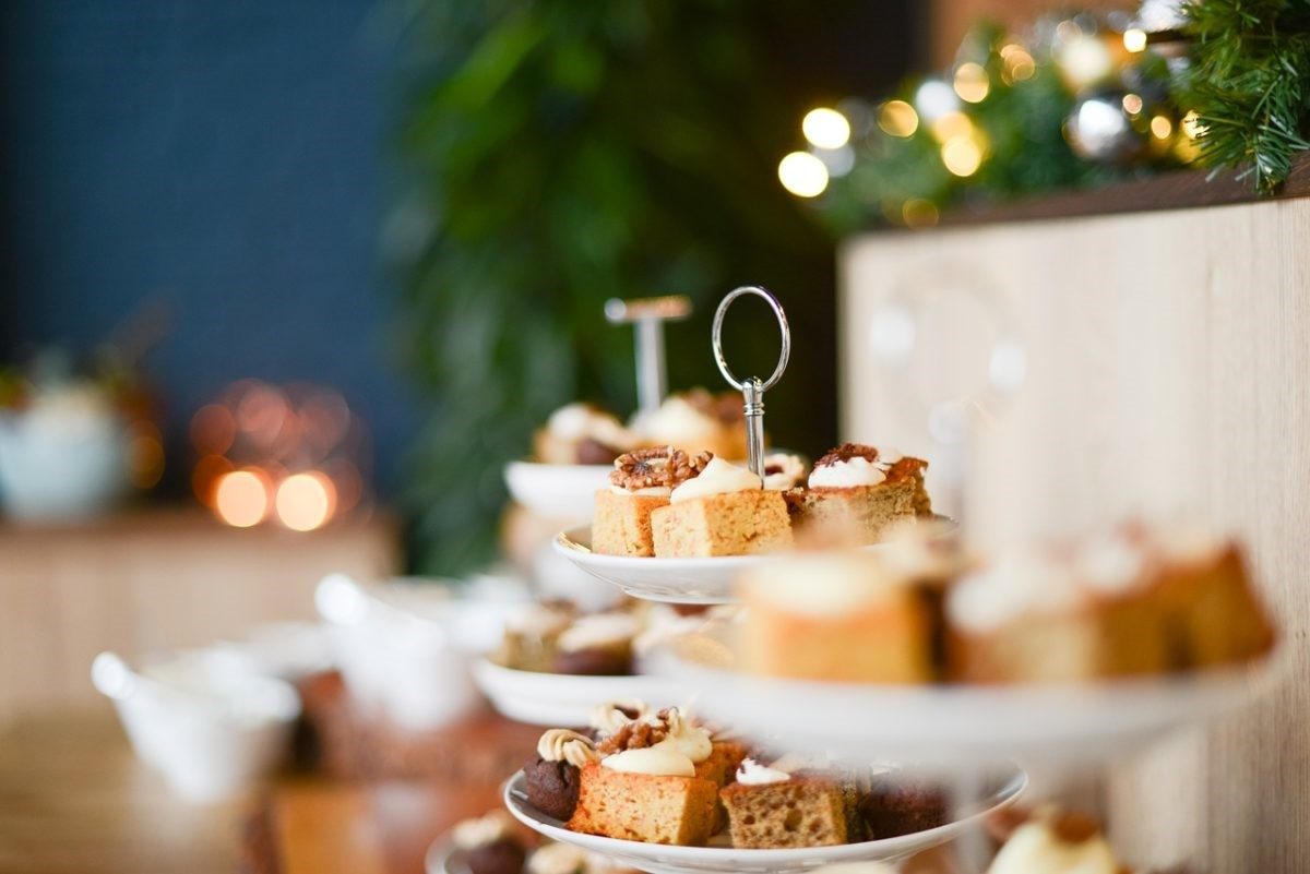 Royal Wedding Food and Drink Options High Tea
