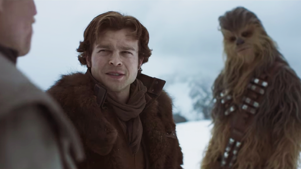 Star Wars May the 4th be with you Solo: A Star Wars Story