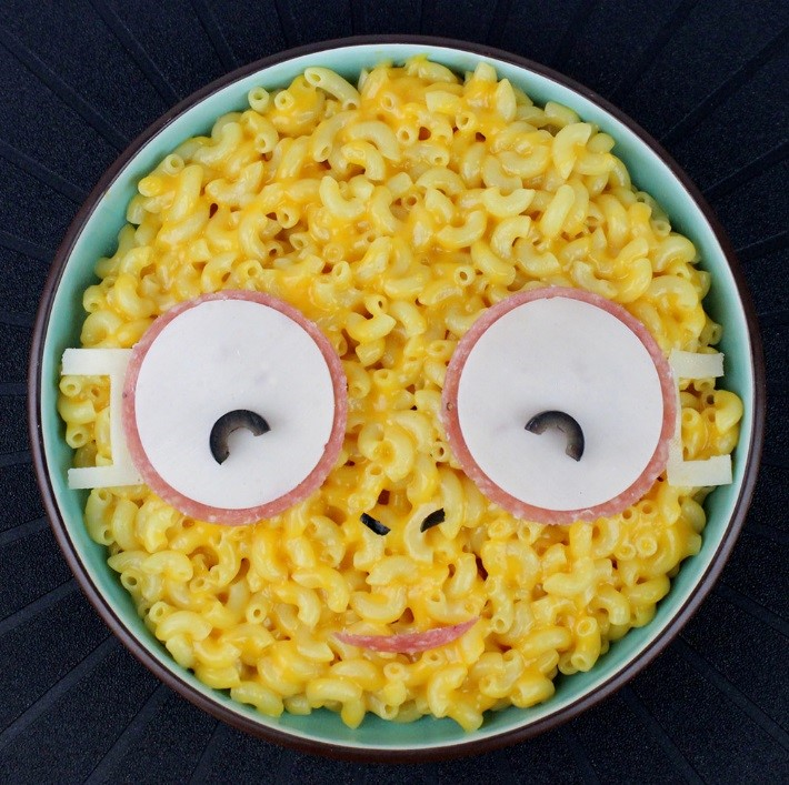 Star Wars May the 4th be with you Maz and Cheese Macaroni and Cheese