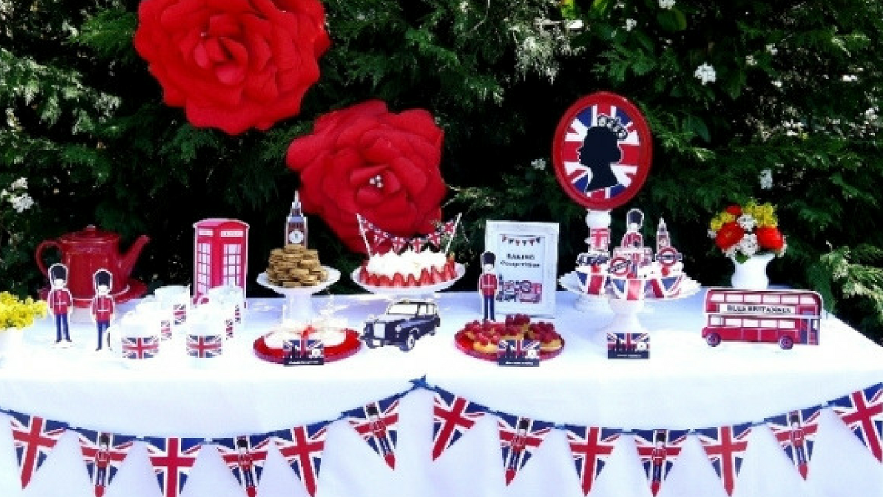Royal Wedding street party decorating ideas