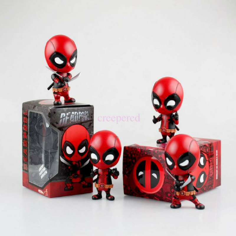 Deadpool Cosbaby Deadpool Cute Toys