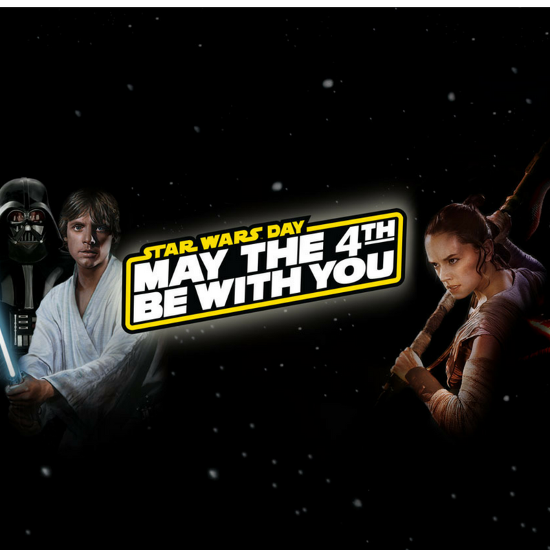 Star Wars Day: 9 Ways To Celebrate May The 4th Be With You