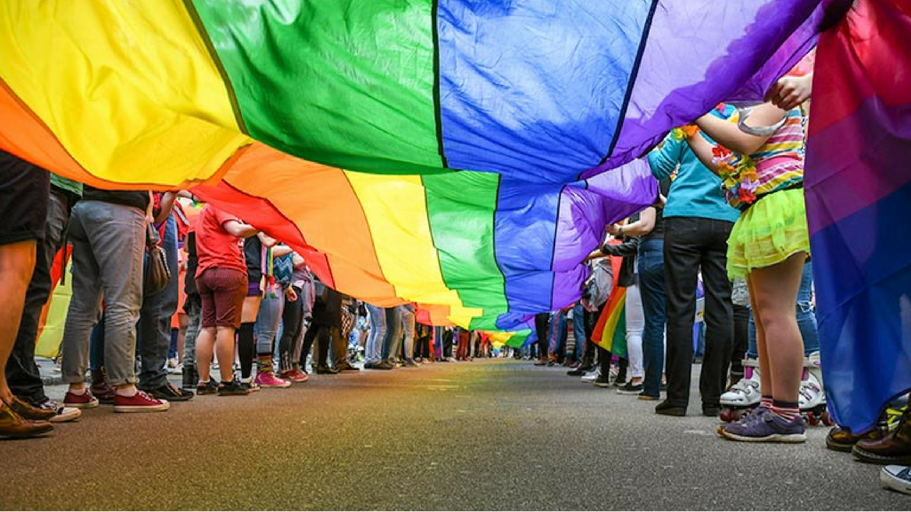 Colourful Decor History of LGBT Pride
