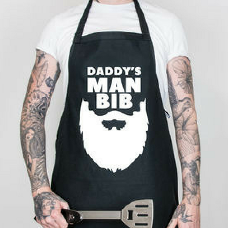 Father's Day Silly Aprons
