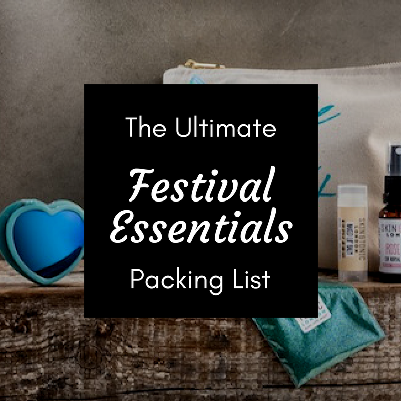 festival essential packing list featured image