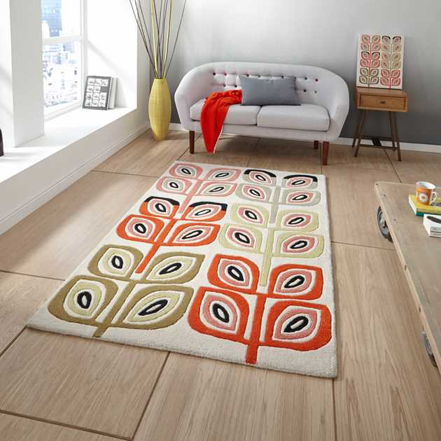 1970s inspired Rug from The Rug Seller