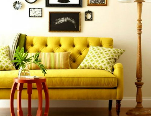 10 Bold Ways to Decorate With Yellow In Your Home