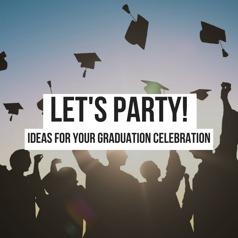 Graduation Party Decorations and Ideas Banner