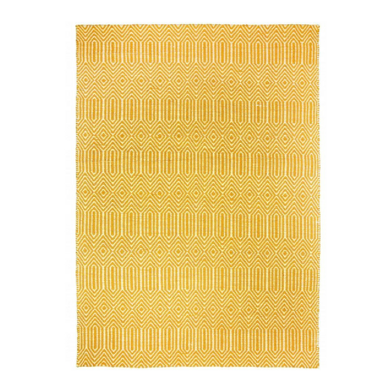 Yellow Accessories Mustard Sloan Rug by The Rug Seller