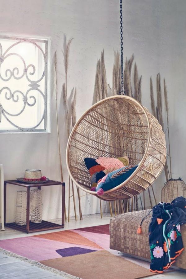 Interior Design Trends tipi rug from the rug seller