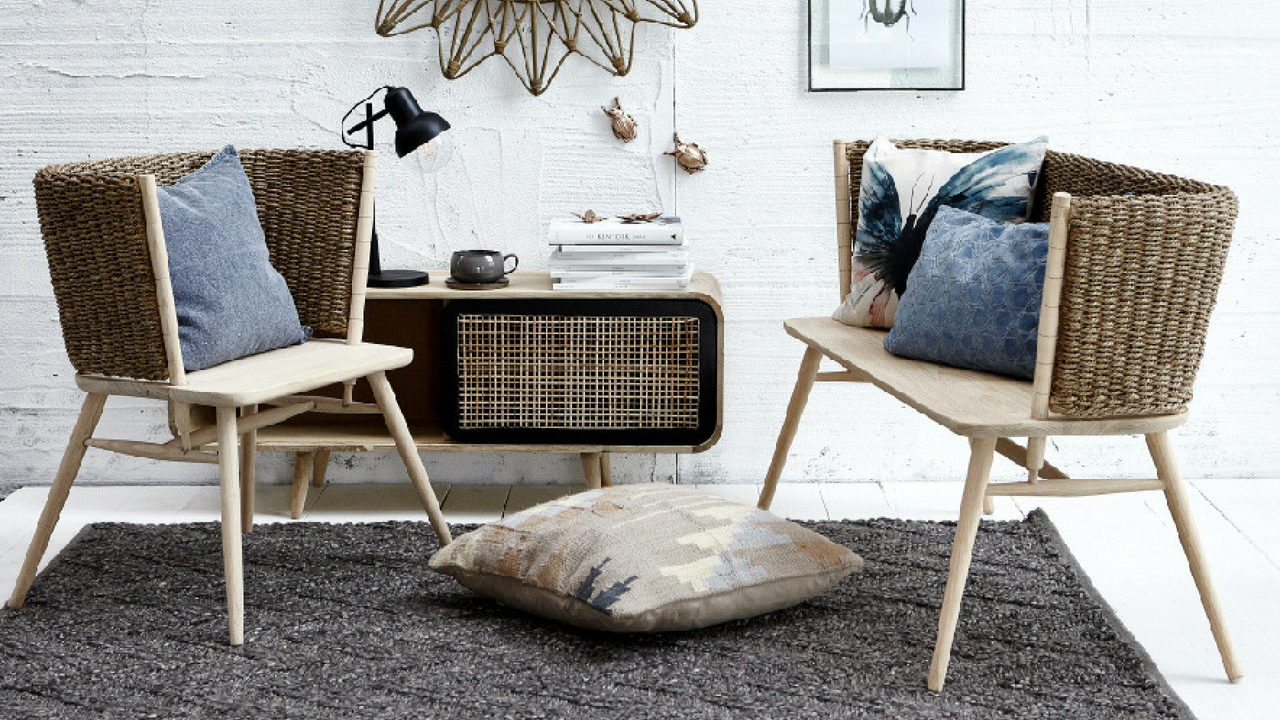 Interior Design Trends two comfy chairs in a large space