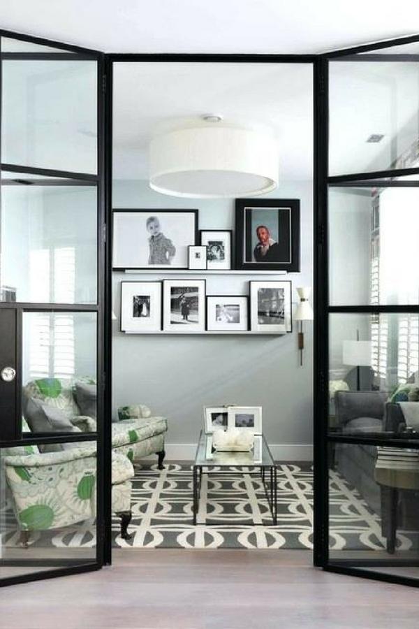 Interior Design Trends cool interior space