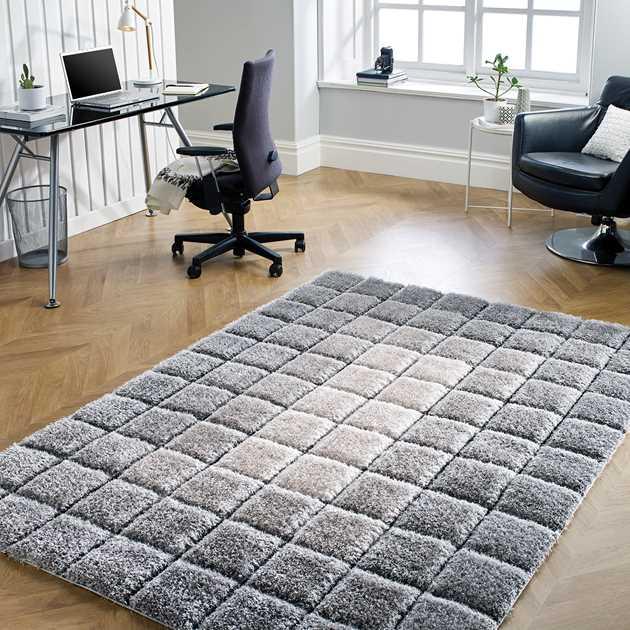 New arrivals Velvet 3D rugs from The Rug Seller