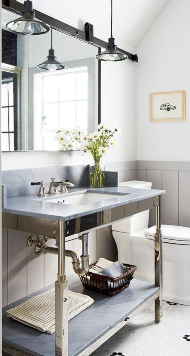 bathroom image cosy winter home