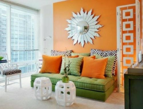 Orange Room Ideas: Add a Splash of Pumpkin Spice to Your Space