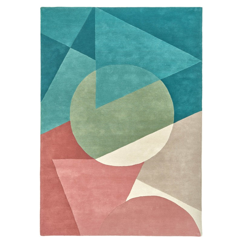 International Women's Day | La Coupee Rug by Claire Gaudion