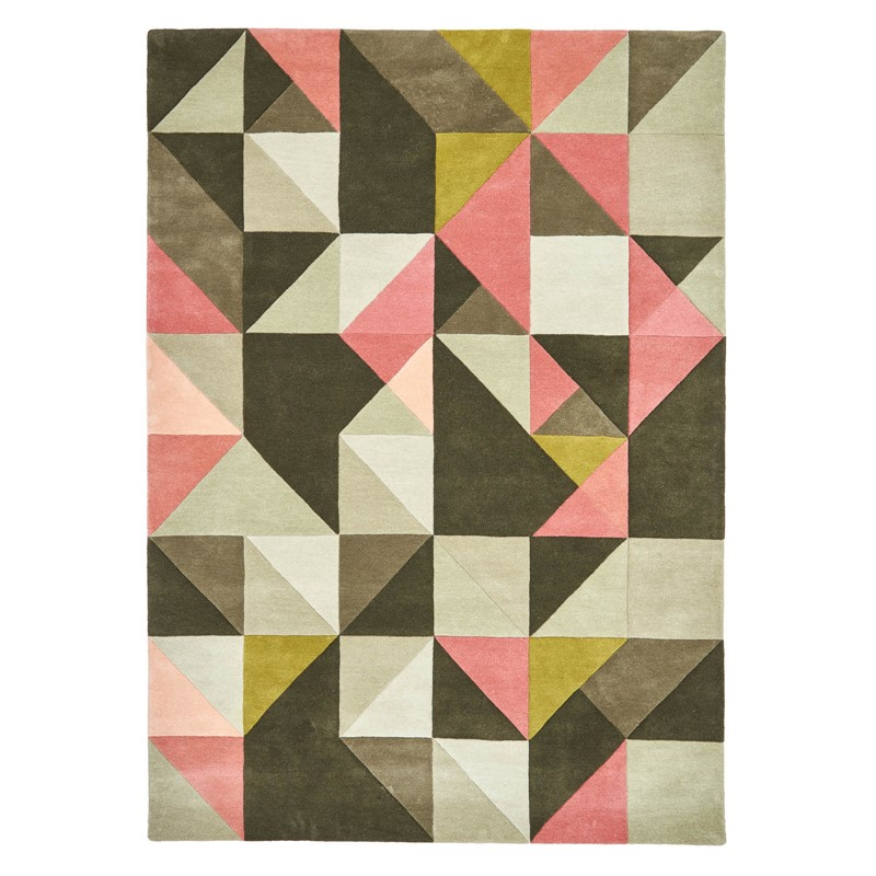 International Women's Day | Tielles Rug by Claire Gaudion