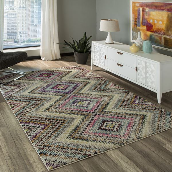 Casa rugs by Momeni