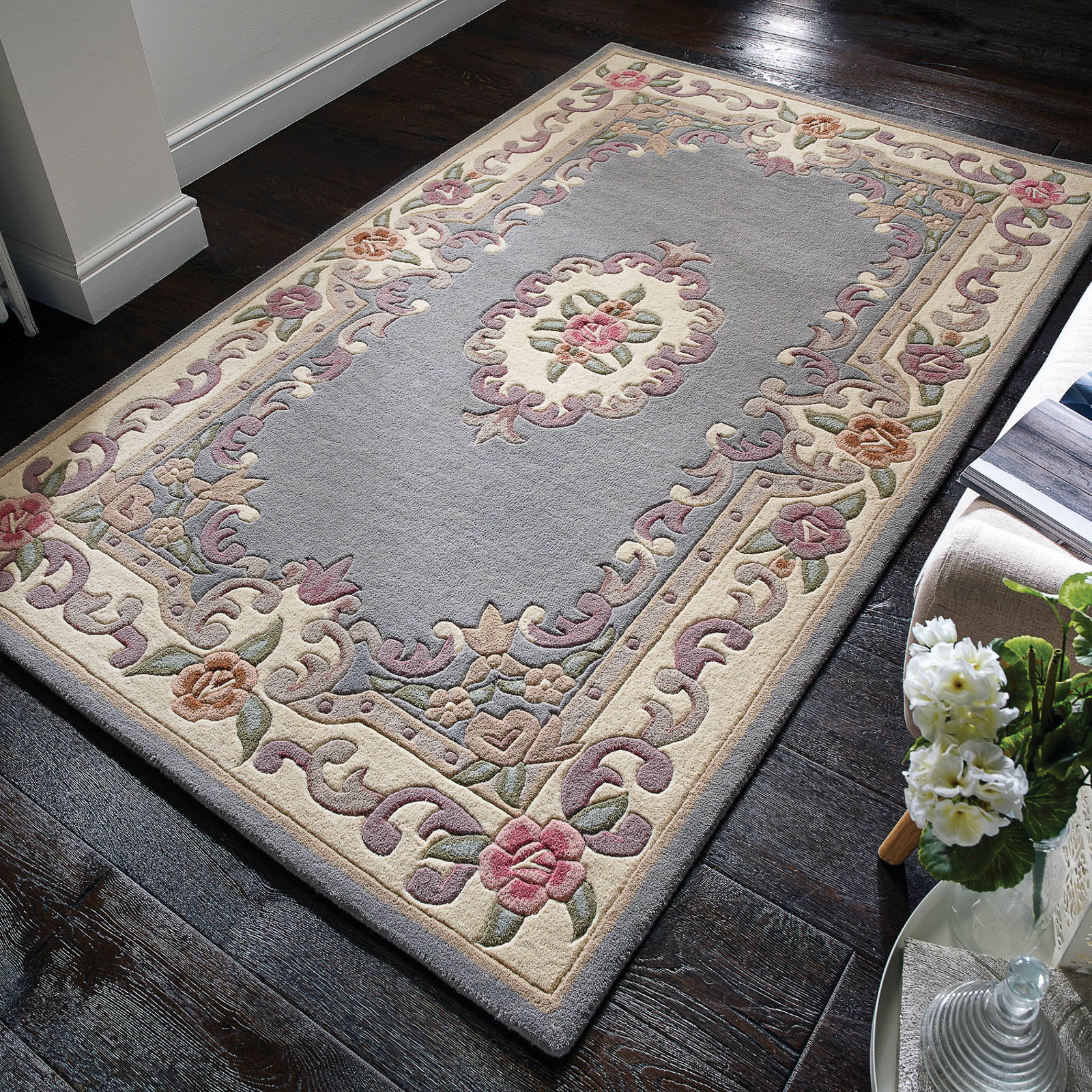 Chinese Aubusson Traditional Rugs Buy Online With Huge