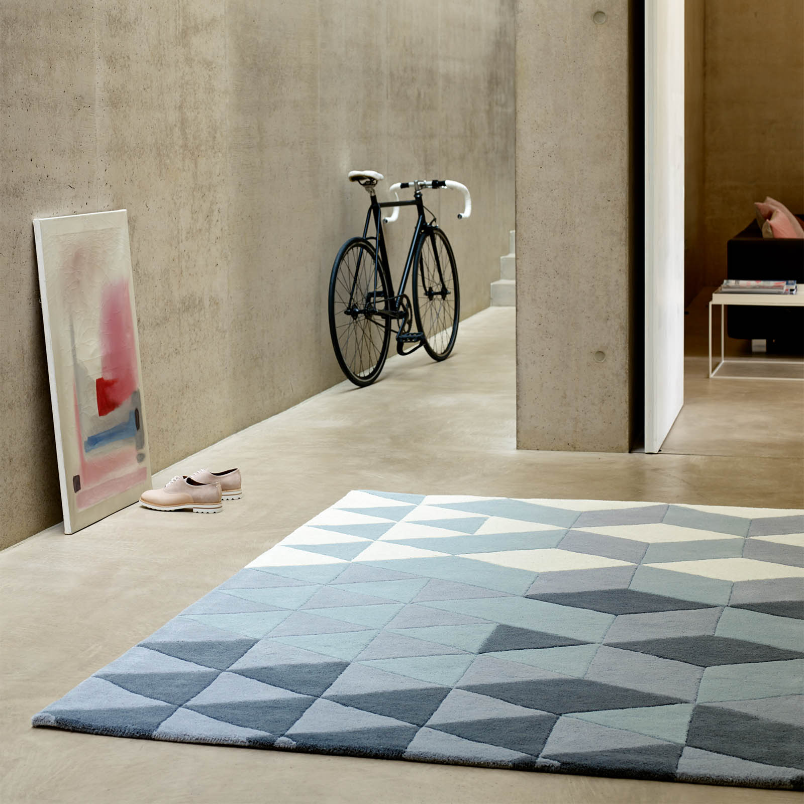 Cluster Rugs