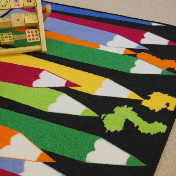Educational Rugs Cheap: Colorama Educational Childrens Rugs