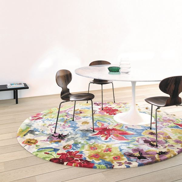 Colors Circular Rugs